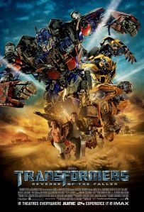 Shia LaBeouf protagoniza Transformers 2