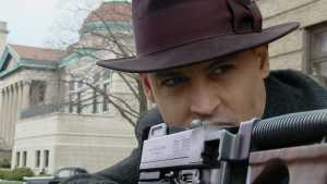 Jhonny Deep interpreta a John Dillinger