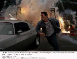 El luchador profesional John Cena protagoniza