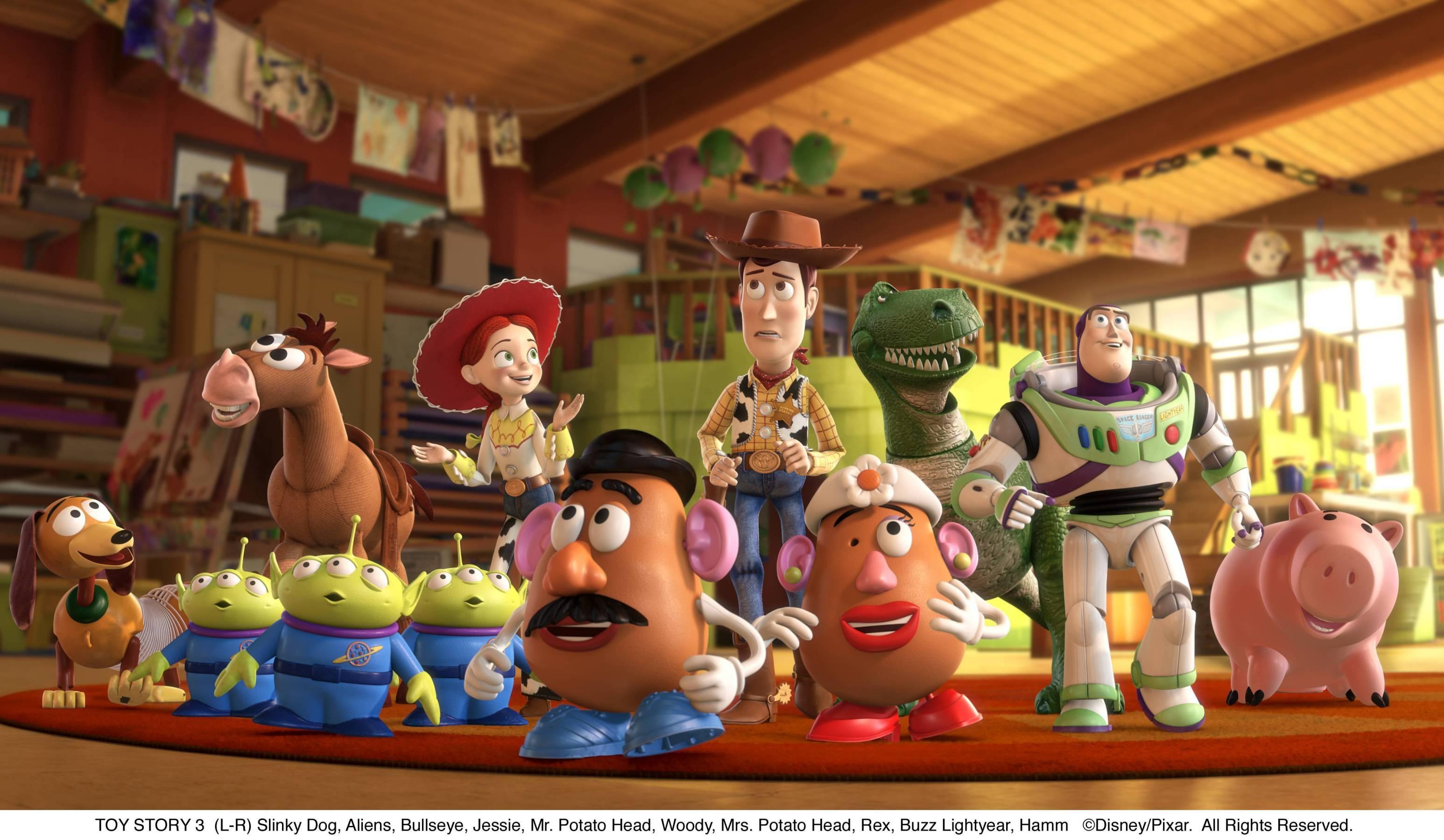Las Mejores Imagenes de Toy Story 3
